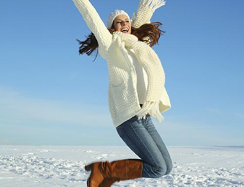¡Lucha contra los pies fríos!